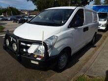 2012 Hyundai iLOAD TQ MY13 Refrigerated 6 Speed Manual Van Homebush West Strathfield Area Preview