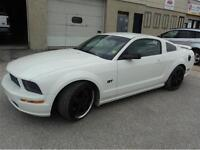 2006 FORD MUSTANG GT-LEATHER-ALLOYS-LOADED