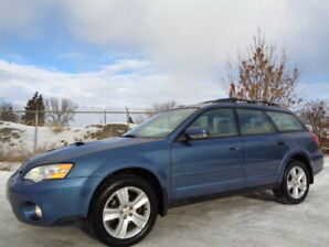 2006 SUBARU OUTBACK 2.5 XT-AWD-LEATHER-SUNROOF-SUPPER CLEAN-
