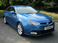 MG/ MGF MG6 1.8 TCi MAGNETTE S TURBO PETROL 2012 (61) ONLY 46K / SOLDNOW!!!!!!!!