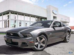2013 Ford Mustang $203 B/W, GT, 5.0, LEATHER, GLASS ROOF, AUTO