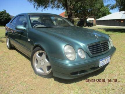 MERCEDES CLK 320 Booragoon Melville Area Preview