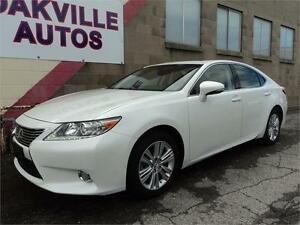 2015 Lexus ES 350 PREMIUM PACKAGE CAMERA FACTORY WARRANTY