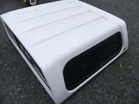 MITSUBISHI L200 CANOPY 2000 2006 MODEL DOUBLE CAB WHITE