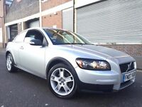 Volvo C30 2007 2.4i S Geartronic AUTOMATIC, 2 door 1 OWNER, FULL SERVICE HISTORY, BARGAIN