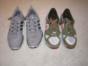 Size 10 sneakers,  exc cond, Nike Airstab & Adidas Speed Trainer