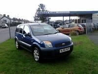 2006 (56) FORD FUSION 1.4 Style [Climate]