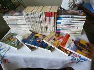 Harlequin Romance 40 Books numbered 3000-3200 Assorted -  READ