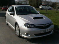 2010 SUBARU IMPREZA RC BOXER 2.0 DIESEL 4X4 5 DOOR ESTATE IN SILVER HPI CLEAR