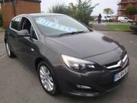 64 VAUXHALL ASTRA ECOFLEX TECH LINE 5 DOOR DIESEL *TAX EXEMPT*