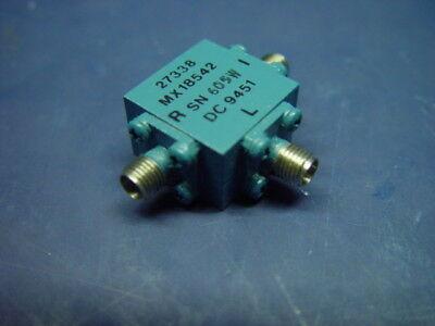 Trw Microwave Rf Coaxial Mixer Mx18542