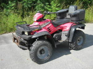 Polaris Sportsman 500cc H.O. 2001