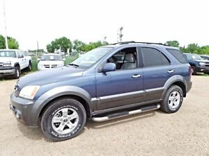 2004 Kia SORENTO AWD EX For Sale Edmonton
