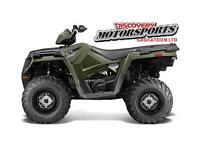 2 year warranty - 2015 Polaris Sportsman ETX