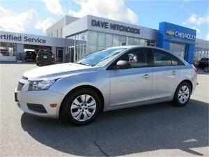 2013 Chevrolet Cruze AUTOMATIC-ONLY 60KM-FINANCING AVAILABLE