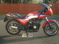CLASSIC 1984 KAWASAKI GPz750 A2 UNITRAK FOUR-CYLINDER (AIR-COOLED)