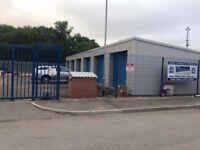 Commercial unit / workshop / office storage