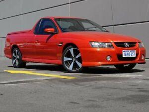 2006 Holden Ute VZ MY06 Thunder SS Orange 6 Speed Manual Utility Maddington Gosnells Area Preview