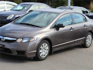 2009 Honda Civic DX, Great Condition, Low km!