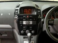Vauxhall Zafira Design Automatic 150 BHP £1950 ovno
