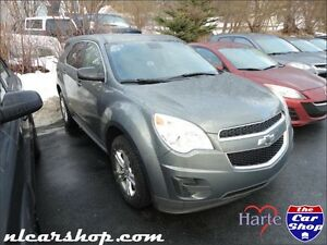 2013 Chevy Equinox 2.4L 4cyl AWD inspected - nlcarshop.com