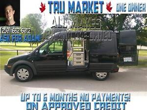 2011 FORD TRANSIT CONNECT *ONE OWNER* SHELVING INCLUDED!!