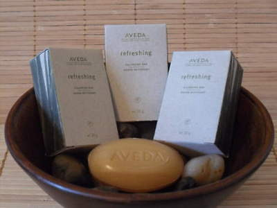 AVEDA LOT of Refreshing Cleansing Beauty Bath Body Bar Soaps NEW IN (Beauty Bath Bar Soaps)