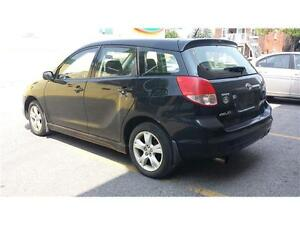Belle Toyota Matrix 2003,A/C,groupe electric,MAgs,4x4,2699$ wooh