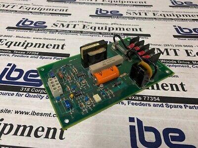 Electrovert Oven Circuit Board - 6-1860-071-01-1 - Ecc-71 Wwarranty