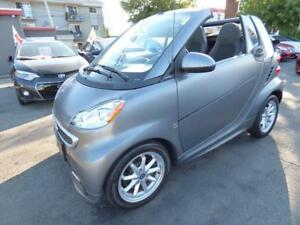 2014 SMART FORTWO ELECTRIC DRIVE CABRIOLET (CRUISE, GARANTIE!!!)