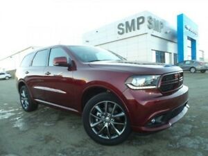 2017 Dodge Durango GT- Nav, Sunroof, Rem. Start, Dual DVDs