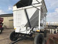 Jiffy 700 Hy-Dump Wagon for Silage Brandon Brandon Area Preview
