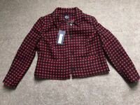 Marks & Spencer size 16 black red polka dot - with tags M&S great gift (worth £55)
