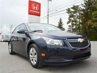 2014 Chevrolet Cruze LT, Excellent Condition, Remote Starter, Bl