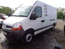 2009(59reg) Renault Master Panel Van ,MOT'd december 144,000 Miles £2695