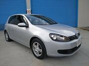 2011 Volkswagen Golf VI MY11 118TSI DSG Comfortline Metallic Silver 7 Speed Ashmore Gold Coast City Preview