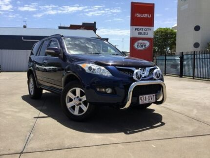 2013 Great Wall X240 CC6461KY MY12 Blue 5 Speed Manual Wagon Maryborough Fraser Coast Preview