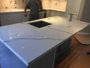 Granite, Quartz countertops for your Kitchen! All GTA