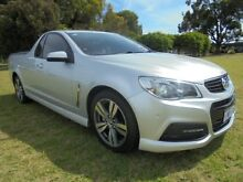 2013 Holden Ute VF SV6 23,000KMS Silver 6 Speed Automatic Utility Wangara Wanneroo Area Preview