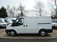 2012 FORD TRANSIT 2.2 TDCI 260S SWB Low Roof Van EURO 5 NO VAT