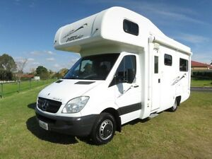 2010 Mercedes Motorhome – ONLY 97,000KMS!! - AUTO Glendenning Blacktown Area Preview