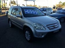 2006 Honda CR-V 2005 Upgrade (4x4) Sport Silver 5 Speed Automatic Wagon Broadmeadow Newcastle Area Preview