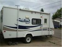09 Starcraft trailer... BAD CREDIT FINANCING AVAILABLE !!!!