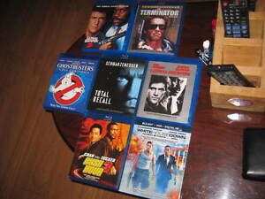 Small collection of movies