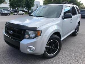 2009 FORD ESCAPE XLT  AUTO/AWD/MAGS/GR.ELEC/1YR WARRANTY