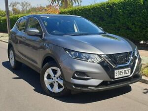 2017 Nissan Qashqai J11 Series 2 ST X-tronic Grey 1 Speed Constant Variable Wagon Prospect Prospect Area Preview