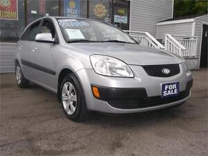 2009 KIA RIO5 EX SPORT * HEATED SEATS * AUTOMATIC * LOADED *
