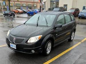 2006 Pontiac Vibe AWD just 59000 Kms