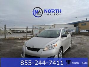 2009 Toyota Matrix XR | AWD