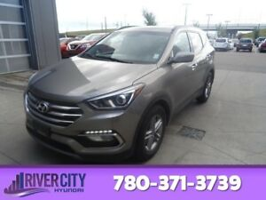2018 Hyundai Santa Fe Sport AWD PREMIUM Heated Seats,  Bluetooth